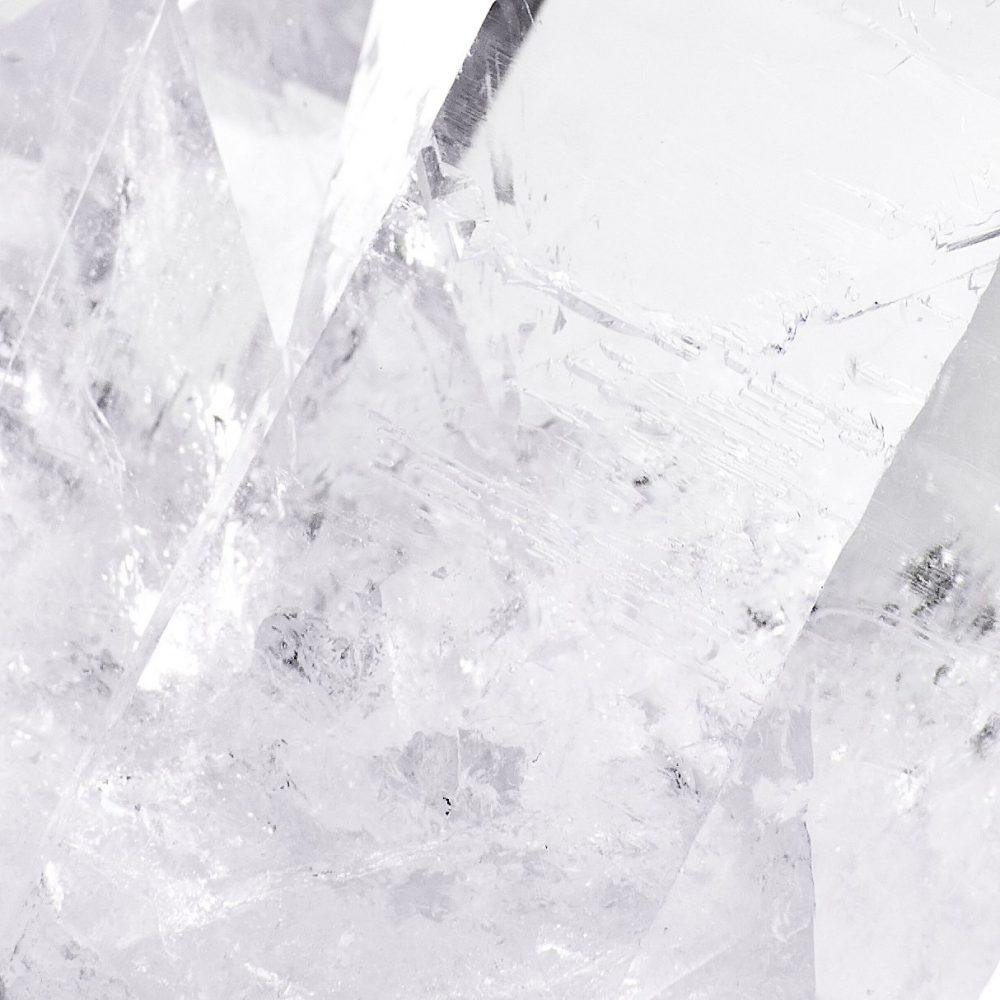 Bergkristall Edelstein