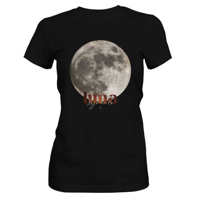 Crystal T Shirt Hijo de la luna