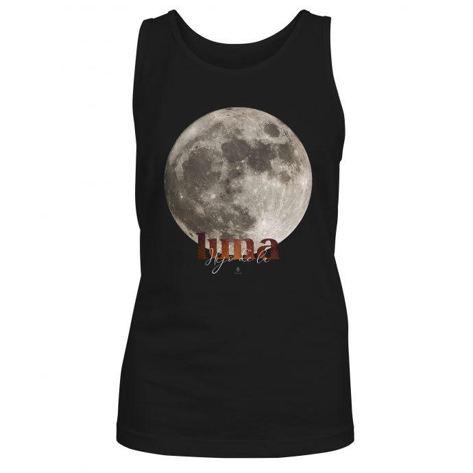 Crystal Tank Shirt Hijo de la luna