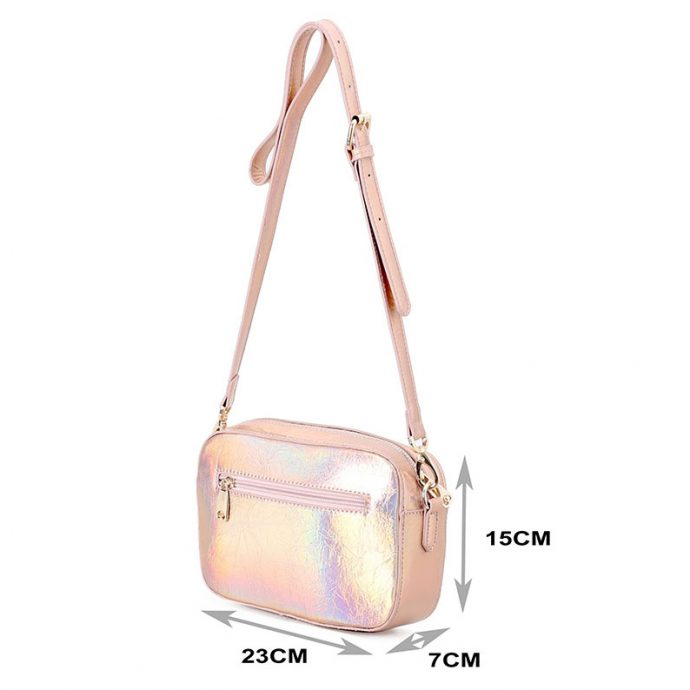 Crystal Mini Schultertasche 21 Back