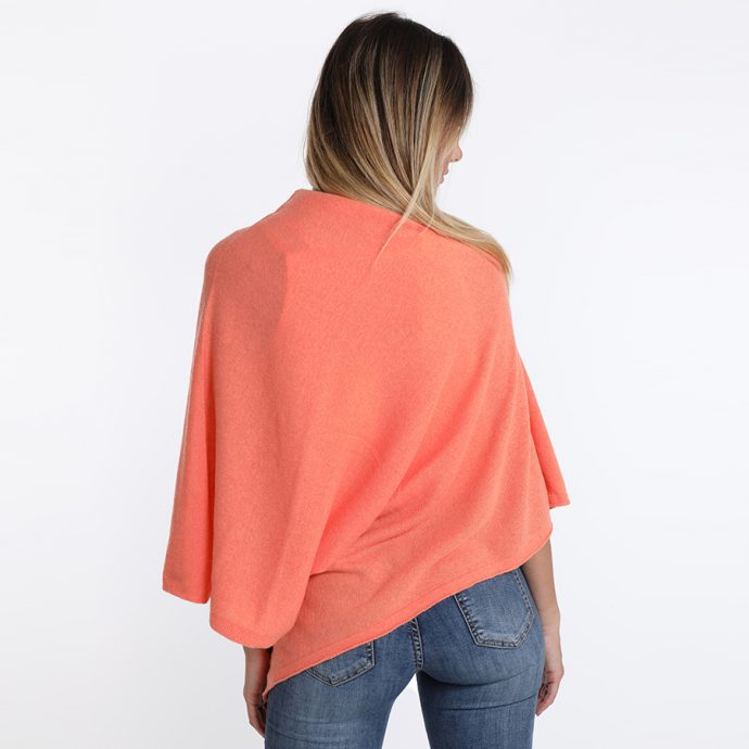Crystal Poncho One Back