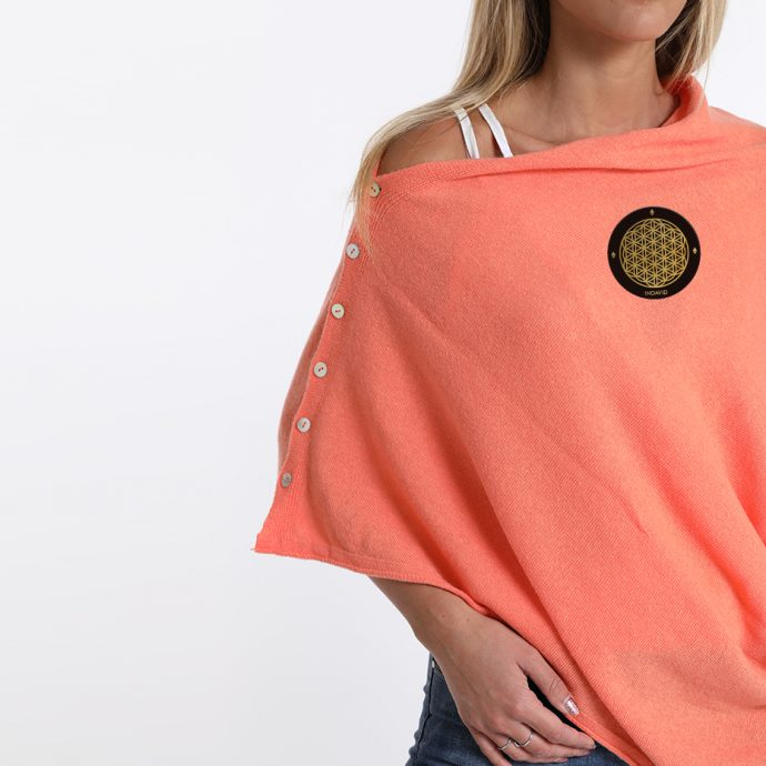 Crystal Poncho One Detail1