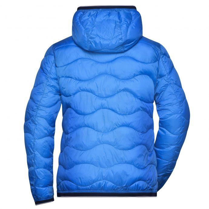 Crystal Stepp Jacke Two Blue Back