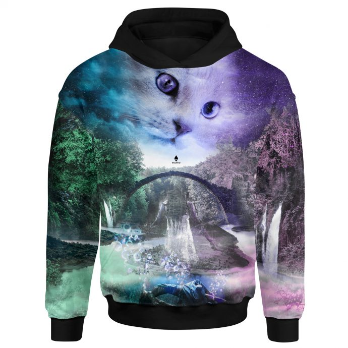 Crystal Hoodie Reincarnation Two Front 1