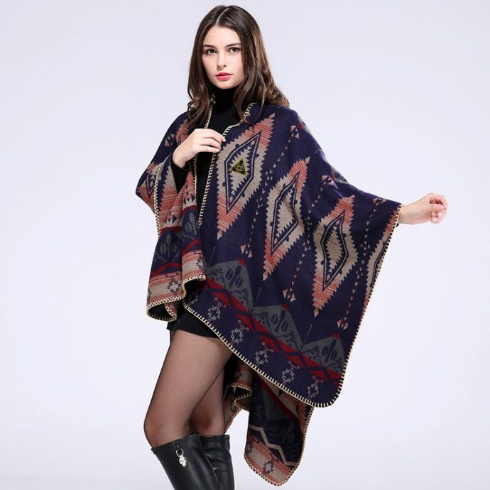 Crystal Poncho Nine Aztek2