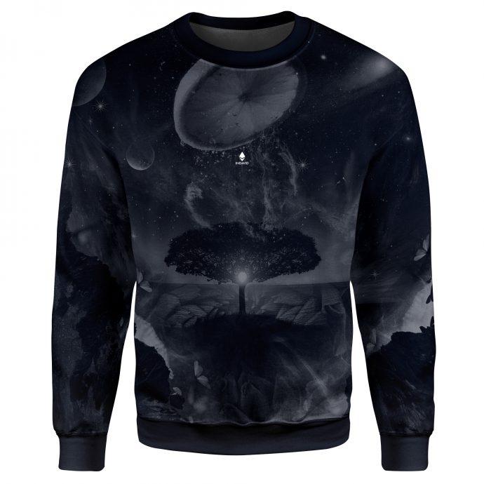 Crystal Sweatshirt Possibilities One Front