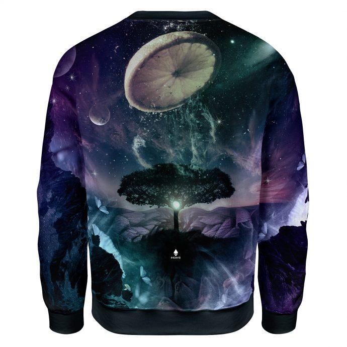 Crystal Sweatshirt Possibilities Three Back