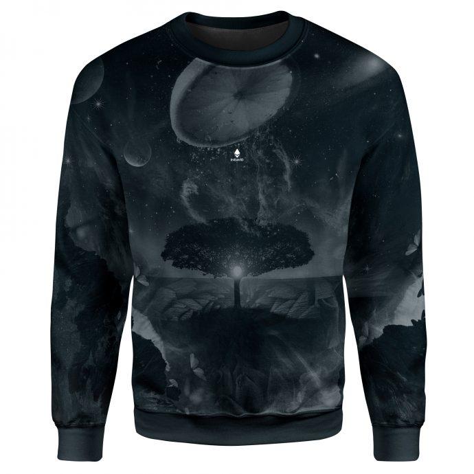Crystal Sweatshirt Possibilities Three Front