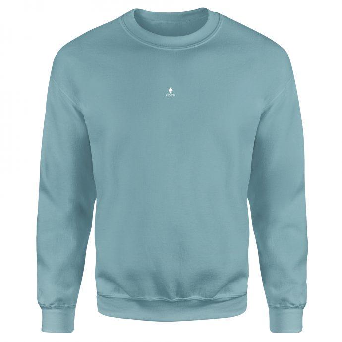 Crystal Sweatshirt Travel Three Front