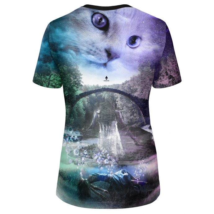 Crystal T Shirt Reincarnation Two Back 1