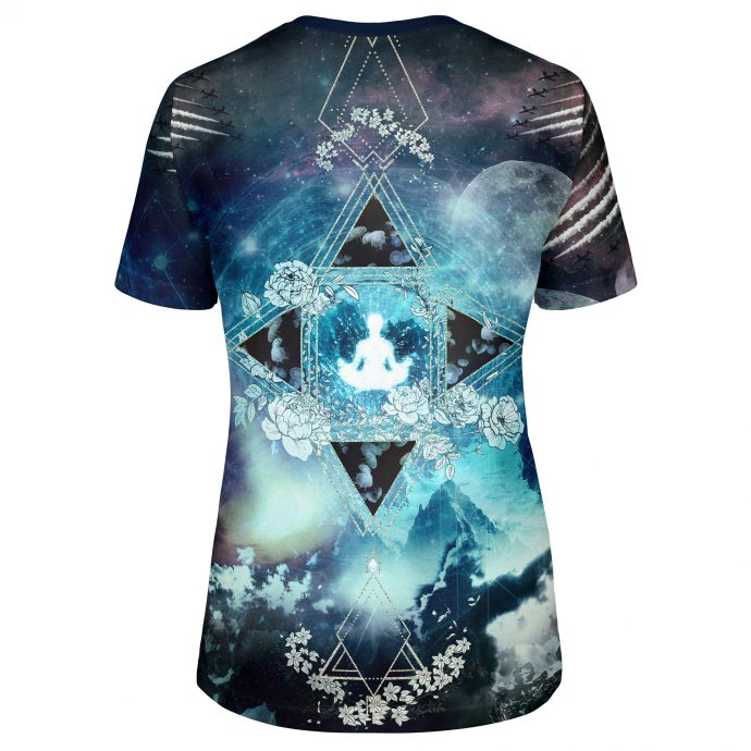 Crystal T Shirt Travel One Back