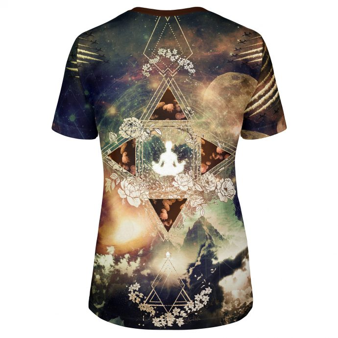 Crystal T Shirt Travel Two Back