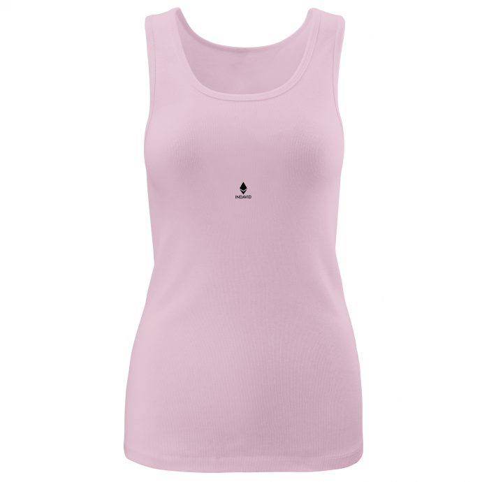 Crystal Tank Top Fly Three Front