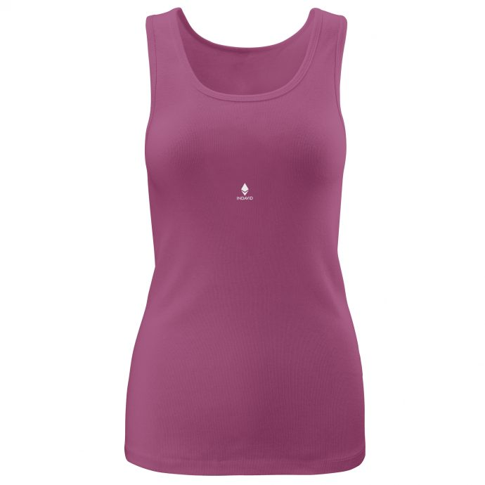 Crystal Tank Top Travel Three Front